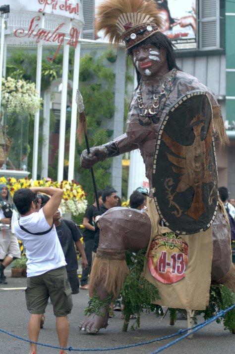 Sinulog Giants