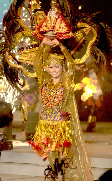 Queen Juana (Re-enactment)