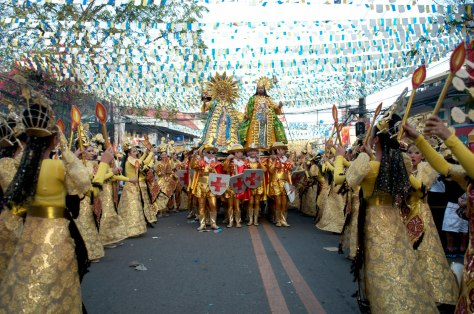 Sinulog Dance Parade