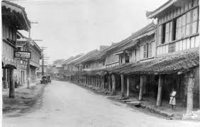 Colon Street, Cebu at Spanish Era